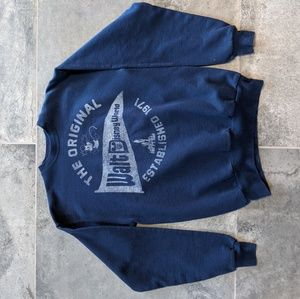 Disney Sweaters - Navy Disneyland Crewneck